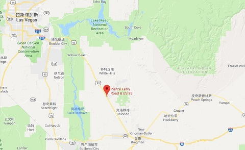中国自驾游客到大峡谷 严重车祸两人亡