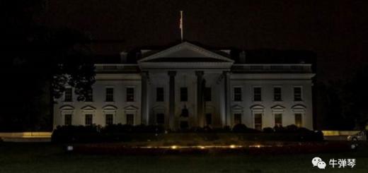最近几天,白宫外的黑夜,变得特别危险!
