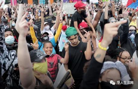 全美22州暴增确诊病例,游行集会恐迎来第二波疫情高潮