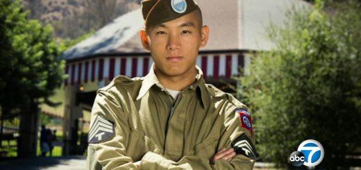 加州华裔男子混入国民警卫队维持秩序被捕