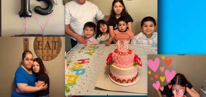 悲剧! 一家7口集体感染新冠 妈妈先确诊 居家隔离传染孩子 几天后死亡