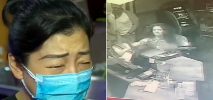 愤怒!美中餐馆要顾客戴口罩遭打砸 闹事人中有一人是警察