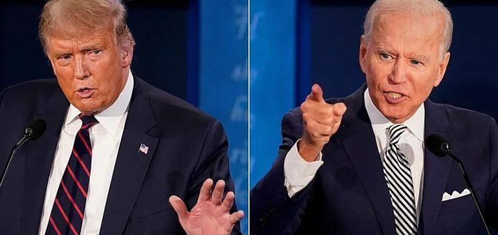"""川普拒绝网路辩论 要当面""""打败拜登"""";第2场总统辩论或延至22日"""